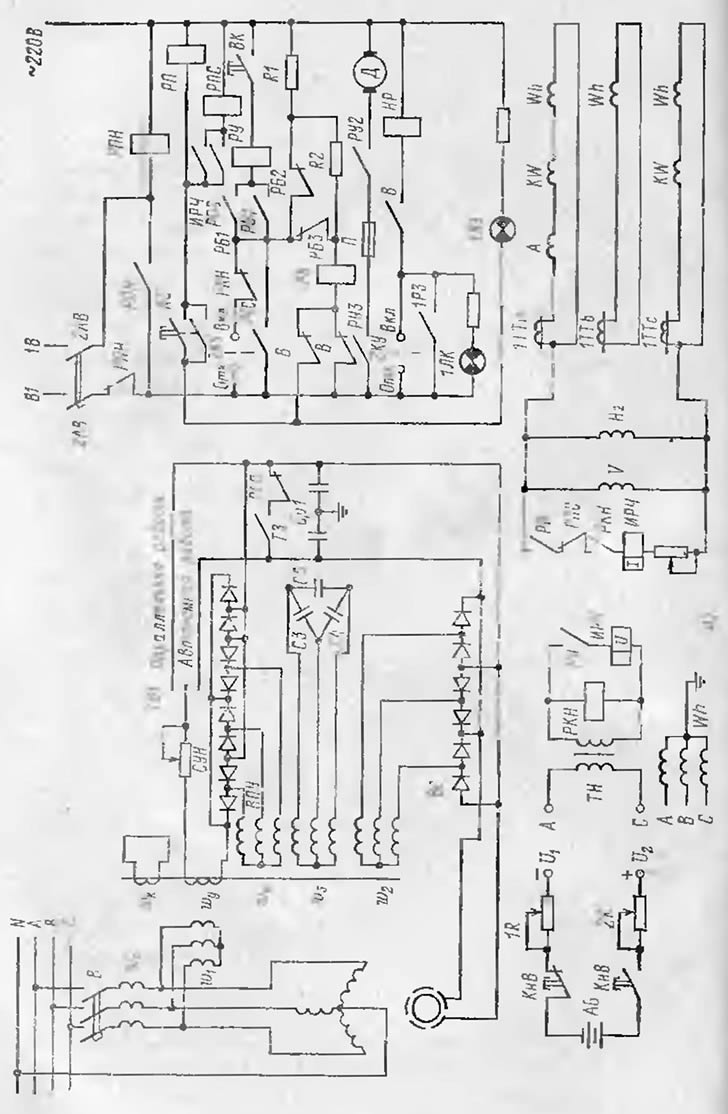 Технологическая схема дробилки